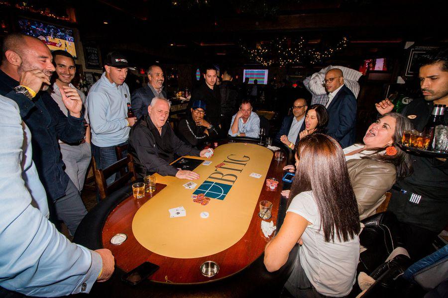 Turtle Ridge Foundation Poker Night