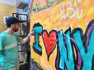 Spotify Graffiti Team Building  photo wip4.jpg