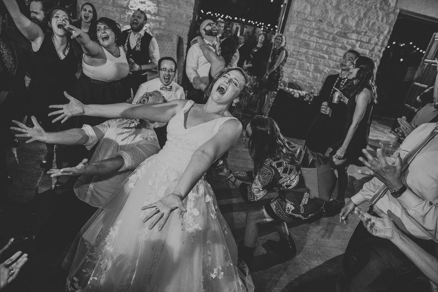 Lady Bird Wildflower Center Wedding