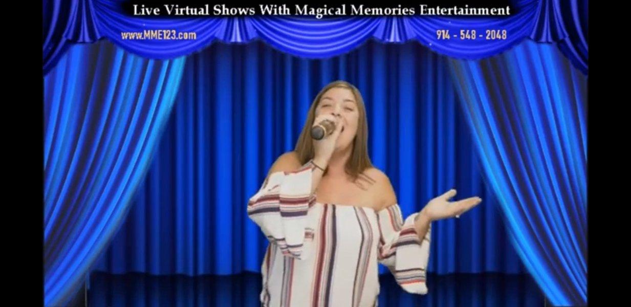 Nikki's Virtual Concert  cover photo