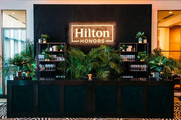 Hilton Honors Music Private Leon Bridges cover photo