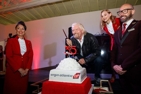 Virgin Atlantic LAxMAN cover photo