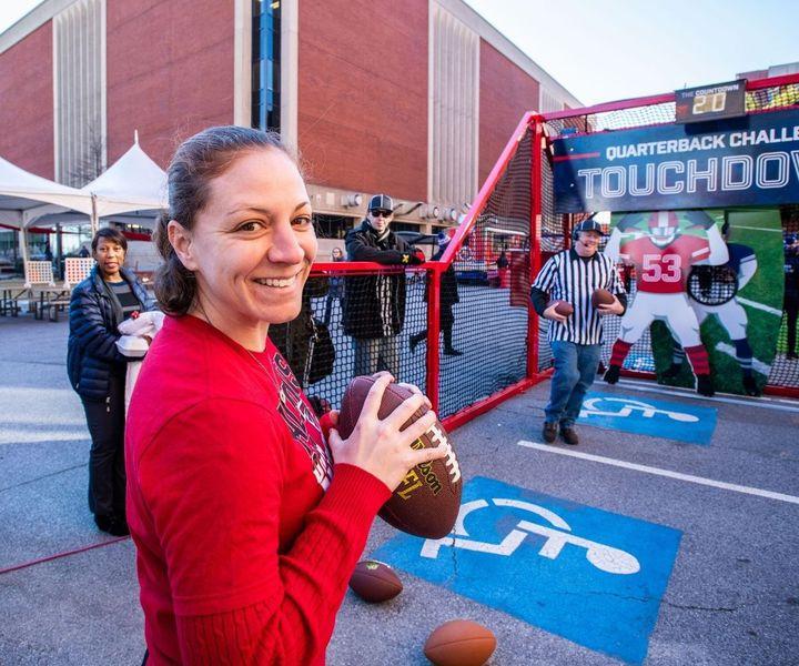 Employee Super Bowl Event