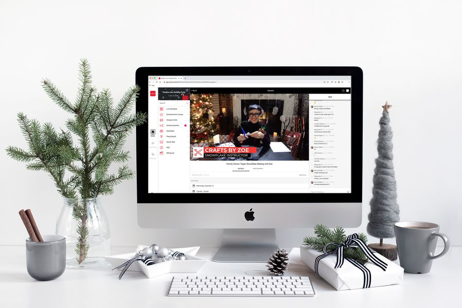 Realtor.com Virtual Holiday Party