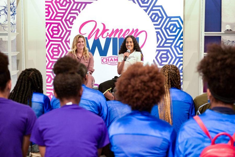 Skylar Diggins  x PUMA: Women's Win Week