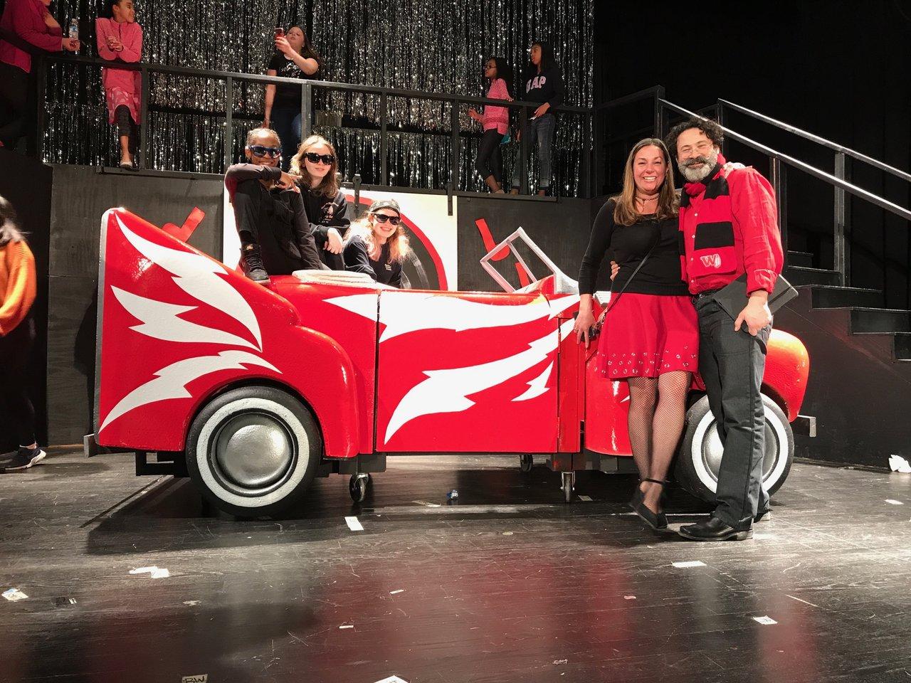 Grease Musical- Grease Car photo 49B39DB4-B832-49D9-8EBC-4EE56C058975.jpg