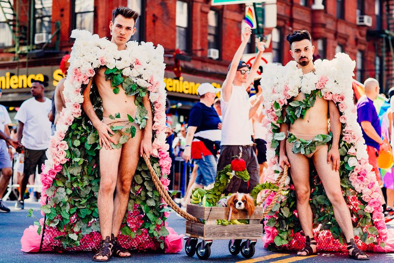 NYC PRIDE MARCH WORLDPRIDE 2019  cover photo