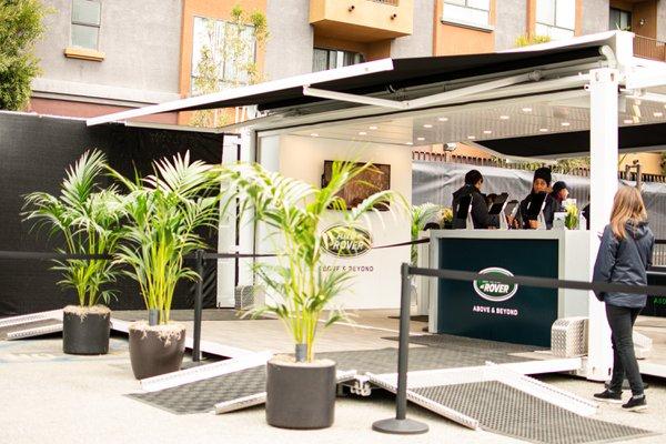 Land Rover at the LA Auto Show cover photo