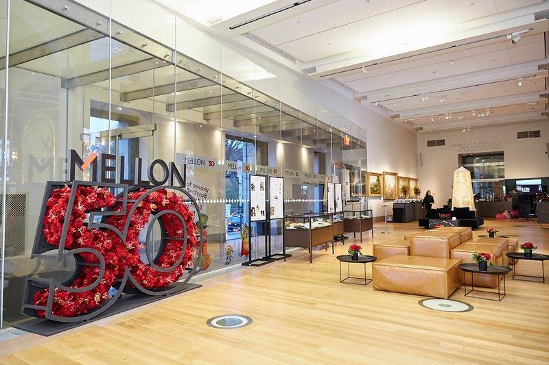 Mellon Foundation 50th Anniversary