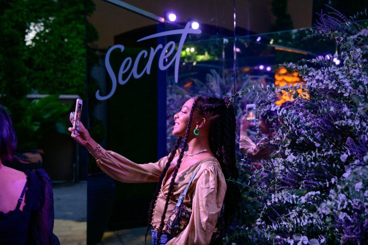Secret Deodorant Essential Oils Launch  photo 191001+DLP_SecretLA+314.jpg