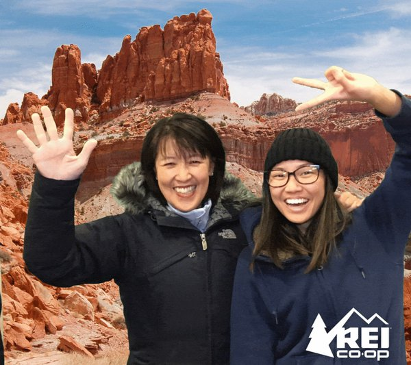 REI Nationwide Holiday Sweepstakes cover photo