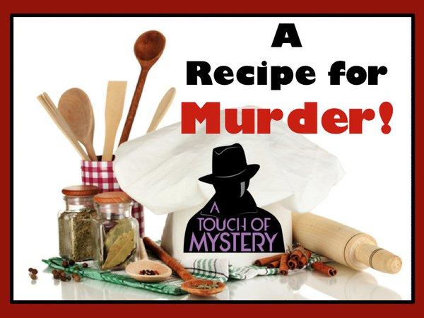 A Recipe For Murder! cover photo