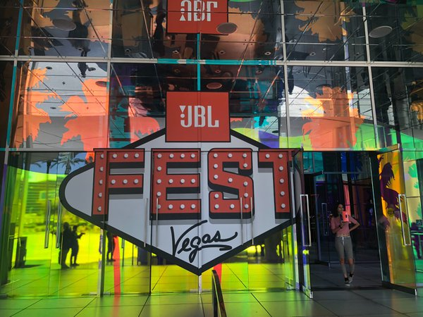JBL Fest RFID Event Solution cover photo