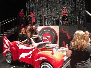 Grease Musical- Grease Car photo 396AE17E-044E-4994-8759-29D263F0ABEF.jpg