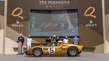 The Quail - A Motorsports Gathering