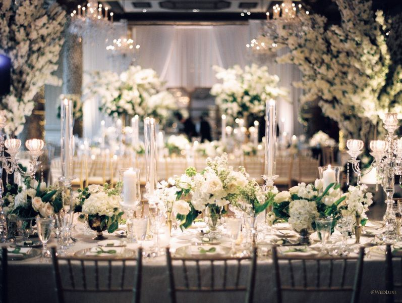 Hanson Wedding Reception at the Drake
