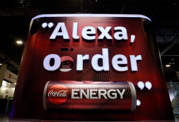 Launching Coke Energy with Amazon Alexa cover photo