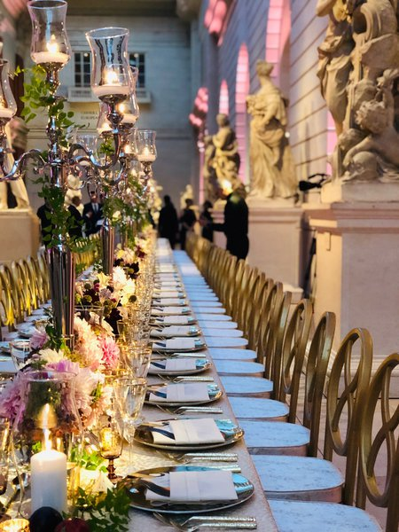 Dinner at the MET cover photo