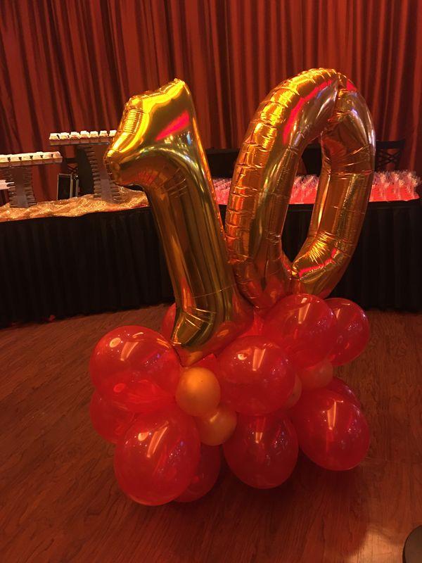 Balloons service
