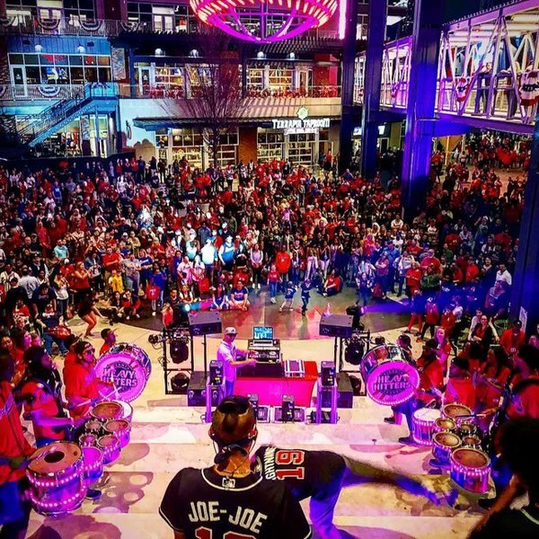 Atlanta Braves Post Game Party cover photo