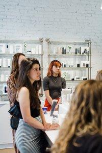 Clean Make Up Artists at Beauty Counter photo 20190609_Events_CleanBeautyArtistsClass-27.jpg