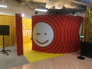 360 Video Booth - Lays Smile Booth photo OrcaVue-360-Video-Booth-Lays-Operation-Smile1.jpg