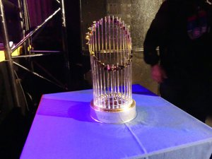 Cubs World Series Player Party photo P1010959- World Series Trophy.jpg