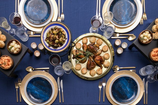 Family-Style Dinner cover photo