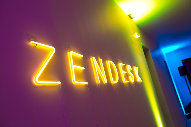 Zendesk Holiday Party cover photo
