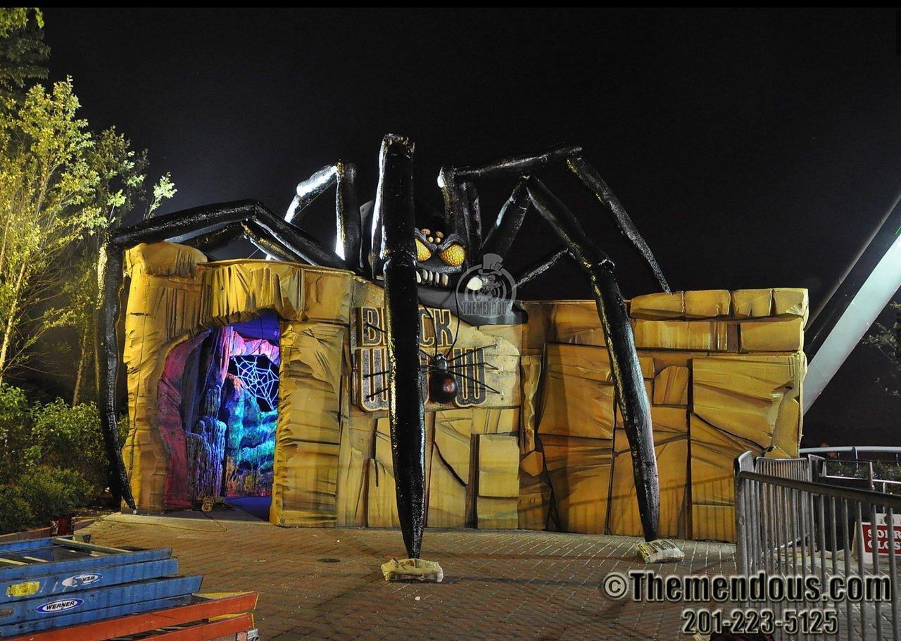 GIGANTIC Black Widow Spider Sculpt photo ADB19483-09F8-4B1E-9C9B-14EA44030BD9.jpg
