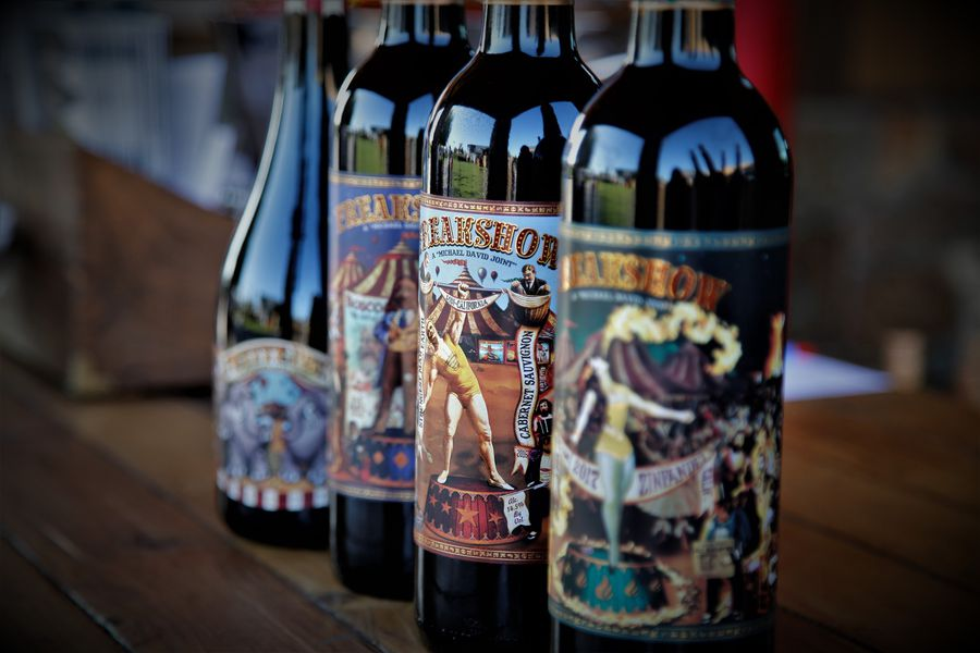 Freakshow Chardonnay Release Party