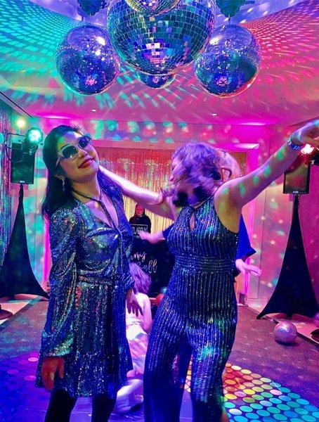 Shiny Disco Ball cover photo