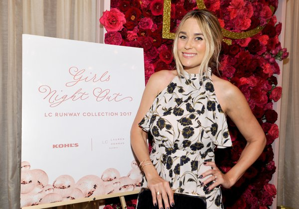 Lauren Conrad's Girls Night Out cover photo