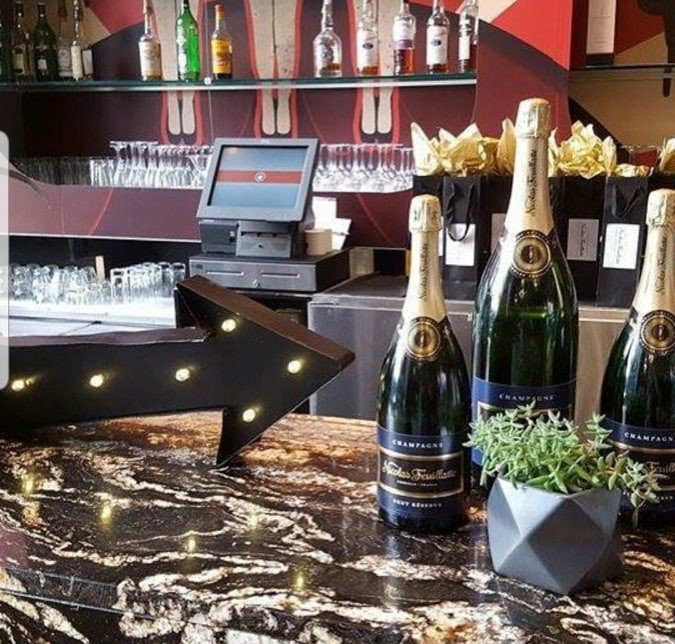 Champagne Nicolas Feuillatte visits MTL cover photo