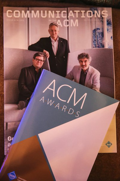 ACM Awards Dinner at the Palace Hotel cover photo