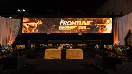 Frontline Gold Product Launch
