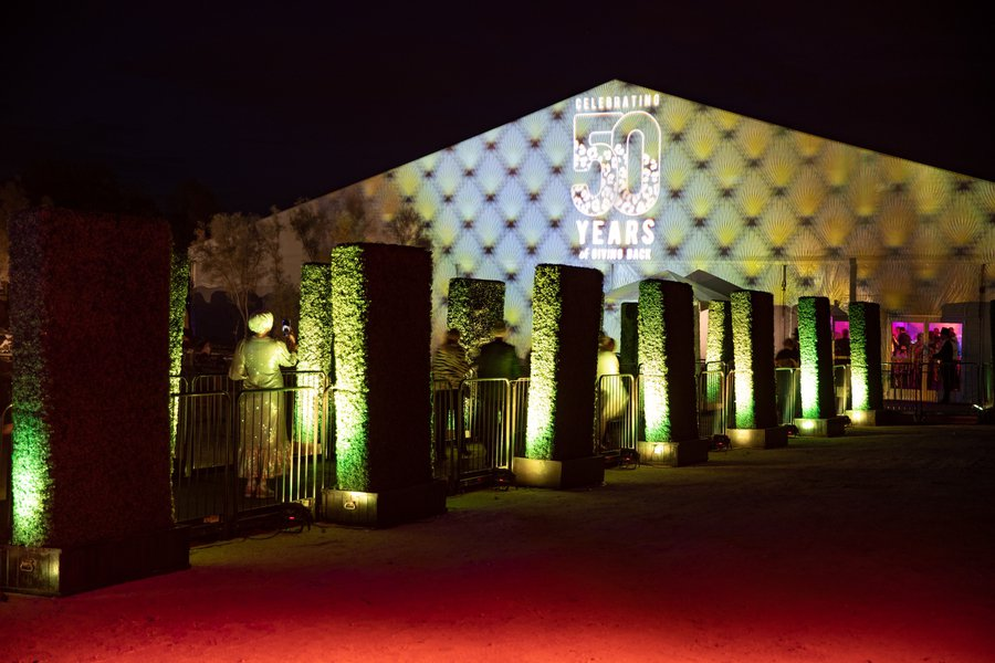 The Living Desert 50th Anniversary Gala