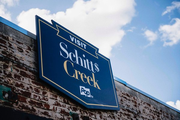 PopTV presents Visit Schitts Creek Tour