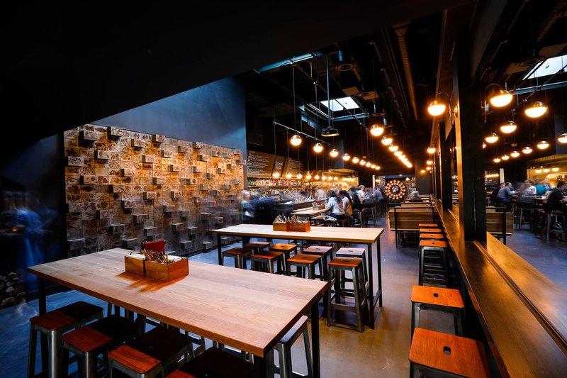 School Night Restaurant & Bar space photo