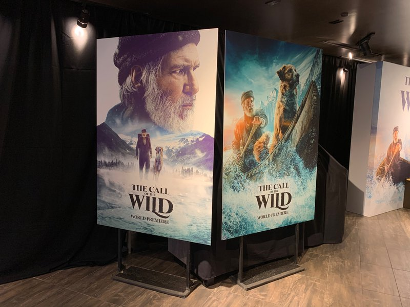 Call of the Wild Premiere