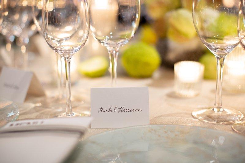 Rachel Harrison Opening Dinner