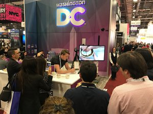 Destination DC at the PCMA Conference photo Trade show screen.jpg