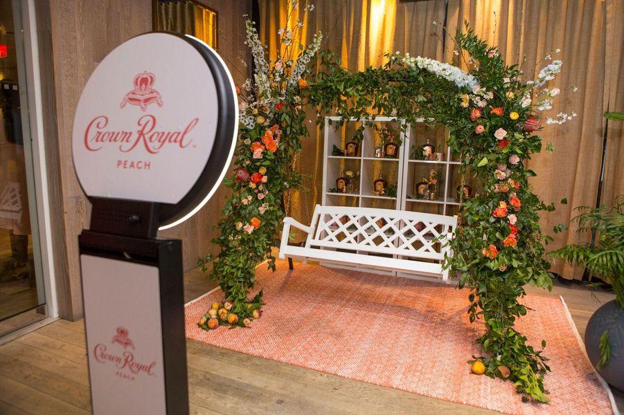Crown Royal Peach Launch