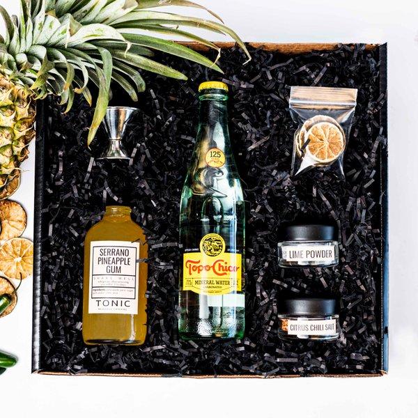 MOCKTAIL KITS  photo pineapple margarita-box-square-redo.jpg