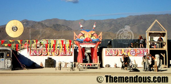 Burning Man -Kostume Kult