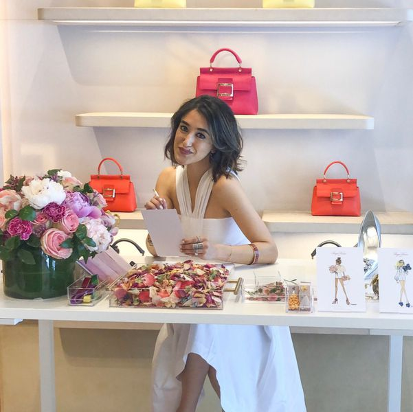 Roger Vivier Mother's Day Event