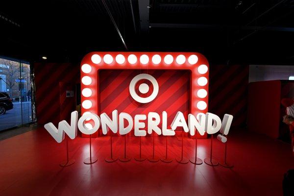 Target Wonderland!