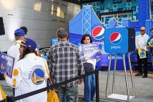 Pepsi at The Golden State Warriors Game photo OHelloMedia-Pepsi-GoldenStateWarriorsTipoff-Select-19.jpg