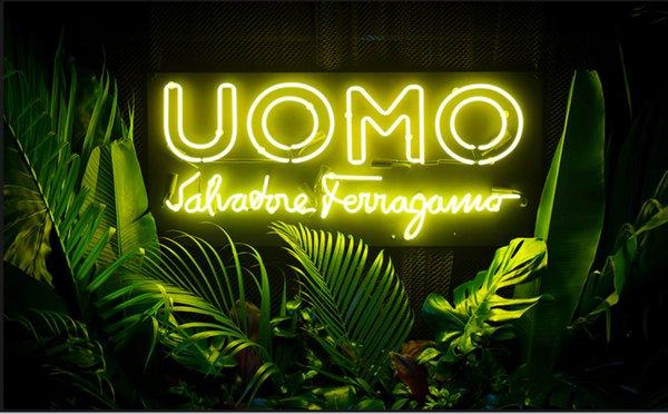 NAME GLO & Ferragamo cover photo