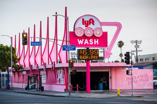 Lyft Car Wash cover photo